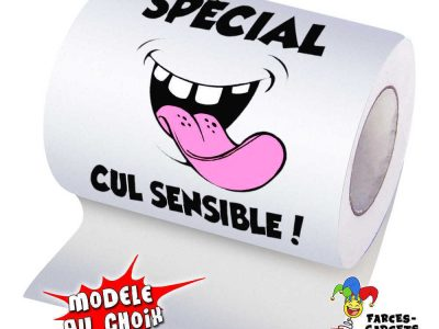 Papier WC humour